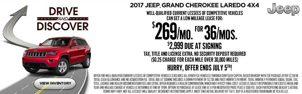 Brattleboro New 2016-2017 Chrysler Dodge Jeep Ram & Used ...