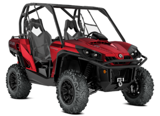 2018 CAN-AM Commander 800R XT