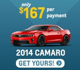 2014 Chevy Camaro