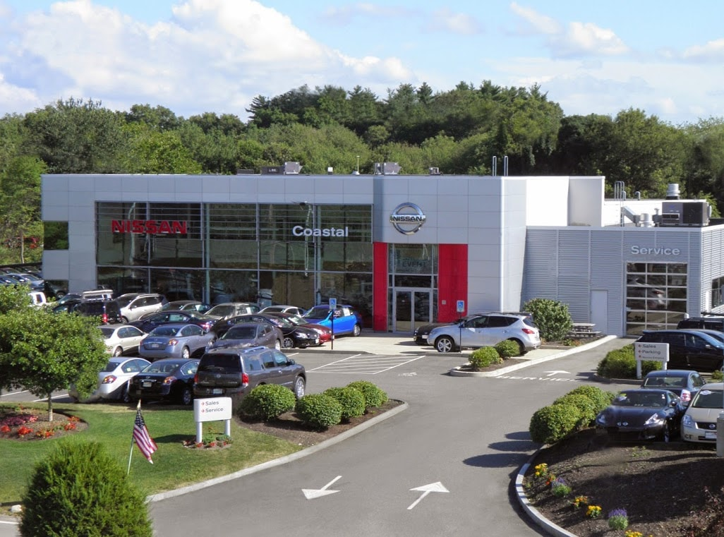 Nissan Dealer Serving Quincy, MA | Coastal Nissan