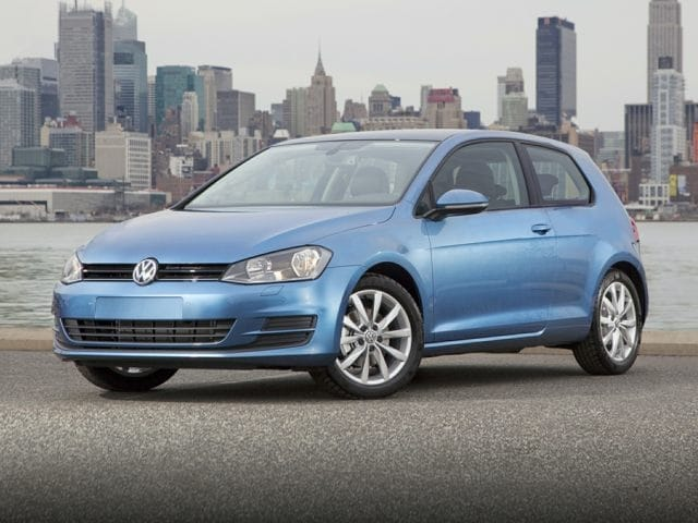 Volkswagen Golf vs the Competition  Compare to Honda Fit