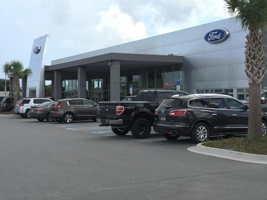 Coggin Ford Jacksonville Directions
