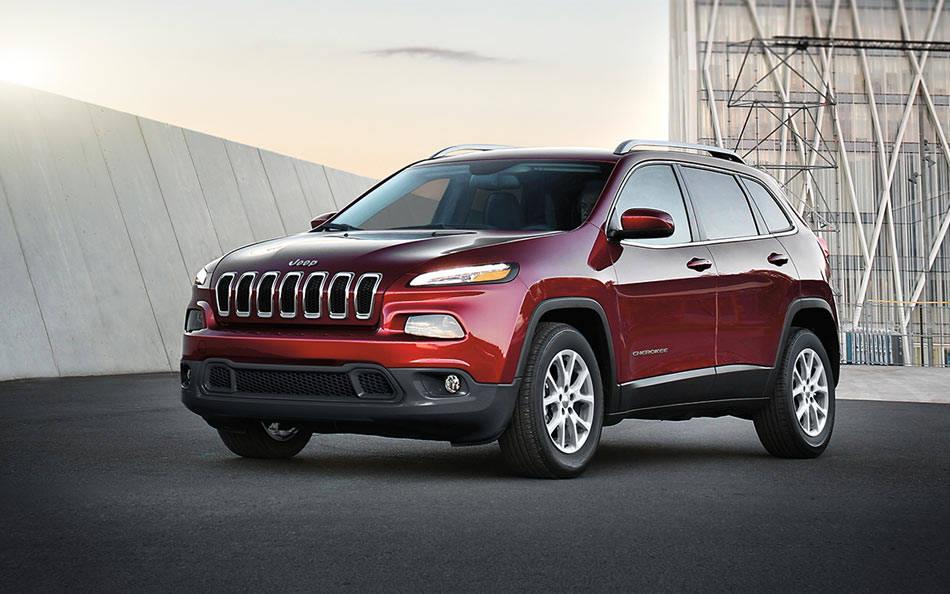 2016 Jeep Cherokee near Memphis