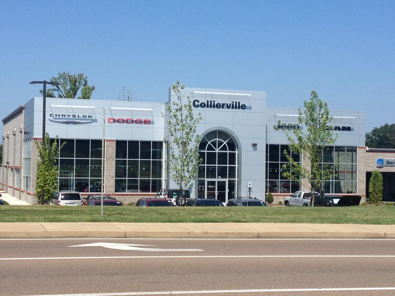 Jeep Dealership Memphis >> Collierville Chrysler Dodge Jeep RAM | Collierville Jeep Dealer