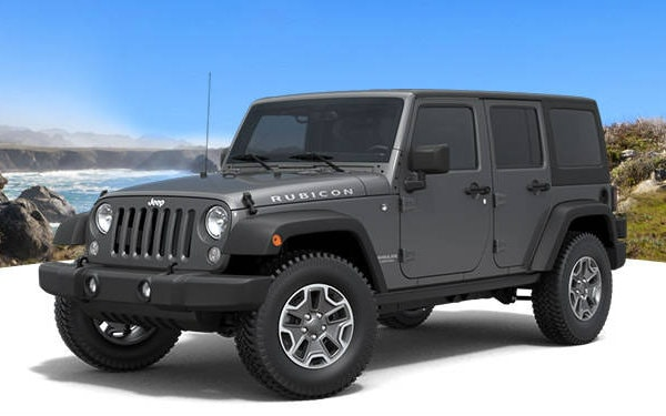 2016 Jeep Wrangler Unlimited near Memphis