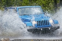 Jeep Wrangler Unlimited service schedule near Memphis