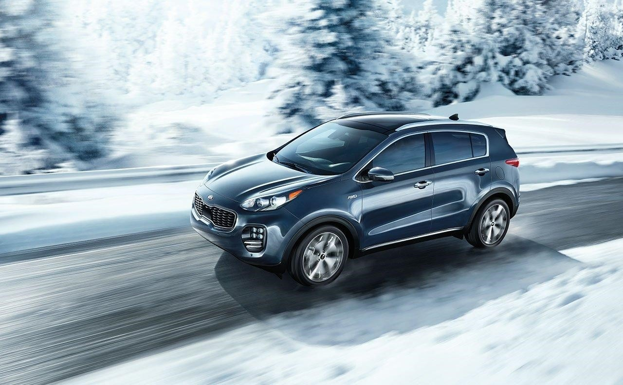 What Does A Kia Sportage Have To Offer?