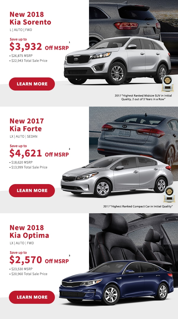 View Vehicle Specials