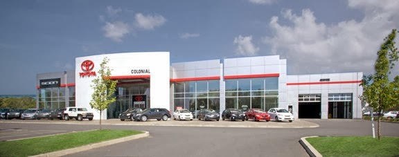 Colonial Toyota Scion dealership