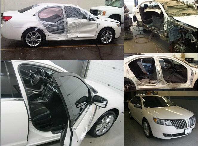 Car Body Repair Shop Brampton
