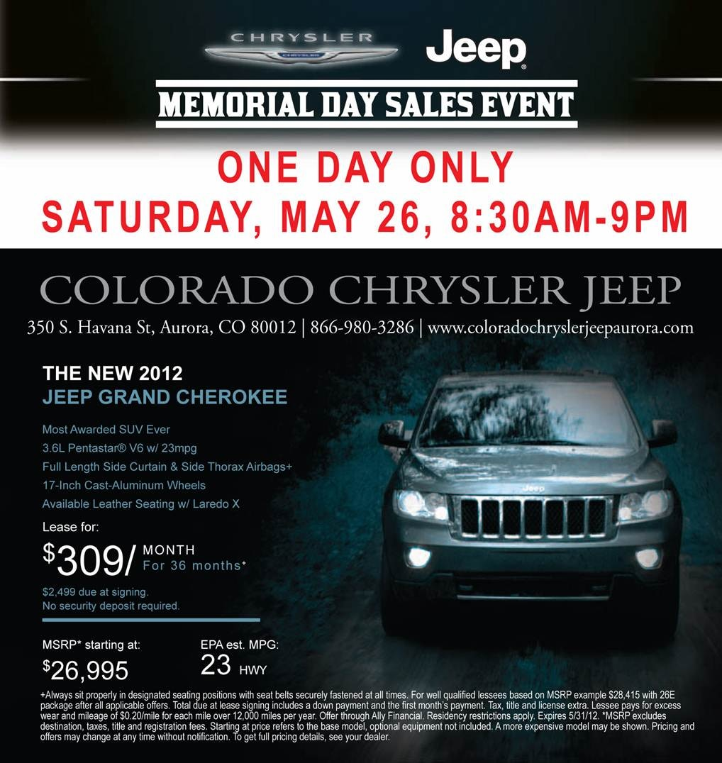 5 Star Jeep Dealers Colorado