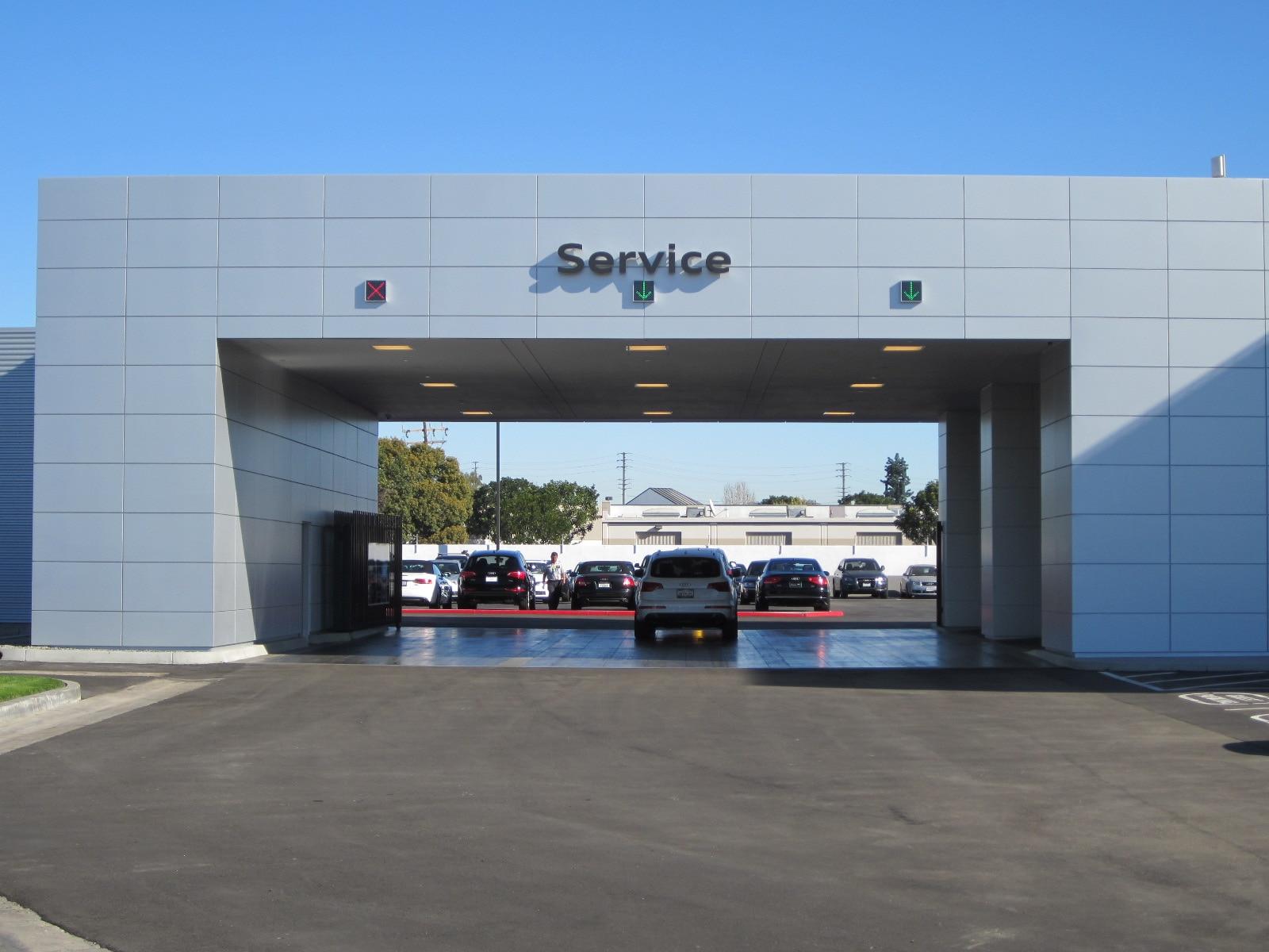 Audi South Coast New Audi Dealership In Santa Ana Ca 92705