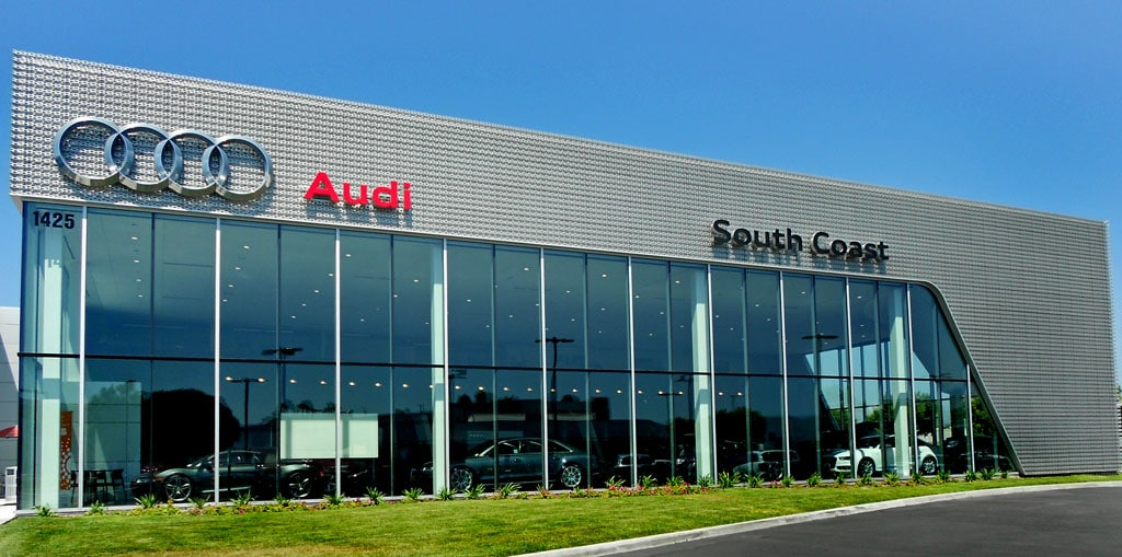 Audi South Coast Offering Online Negotiation Tools For