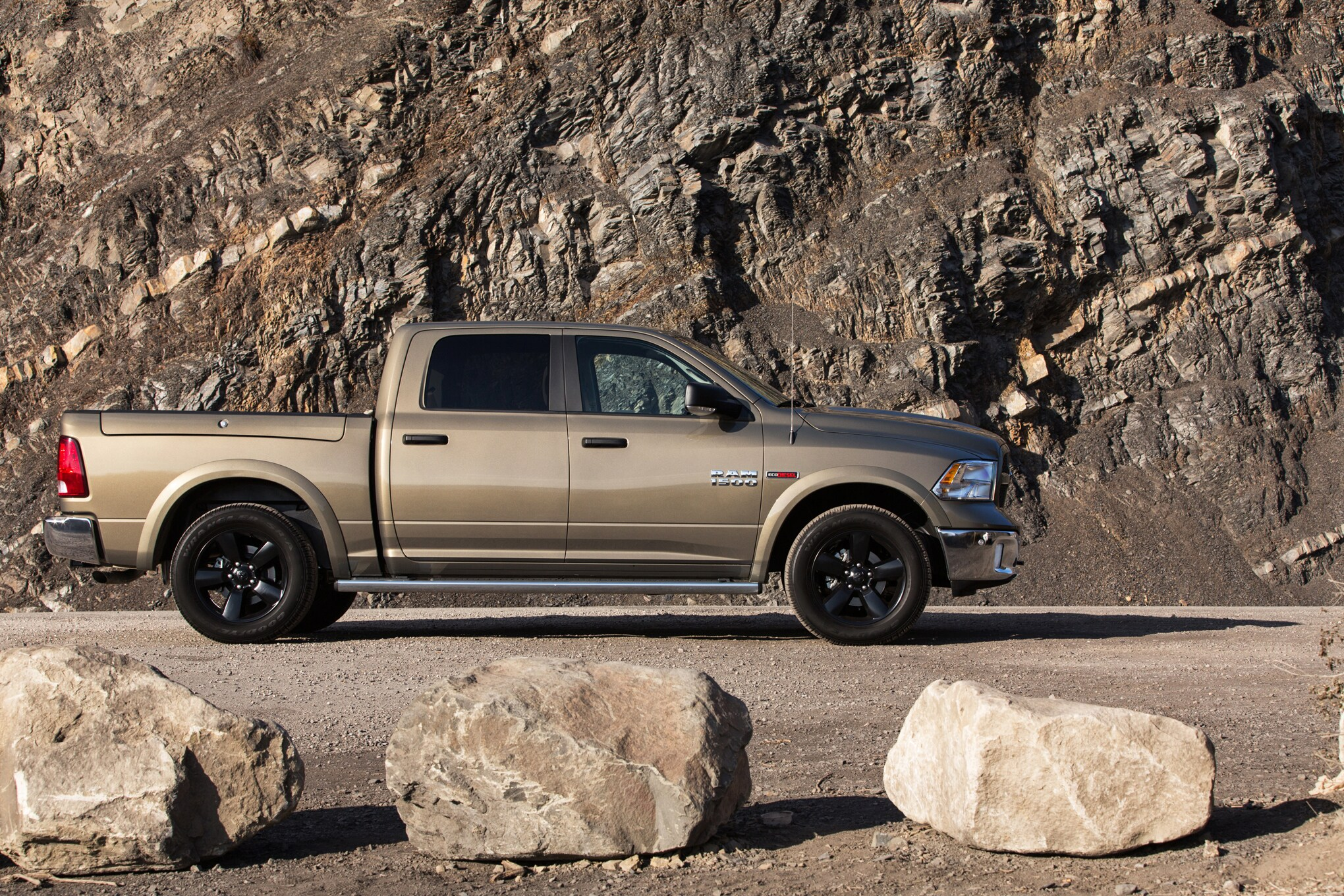 The RAM 1500 EcoDiesel was also named Green Truck of the Year at the ...