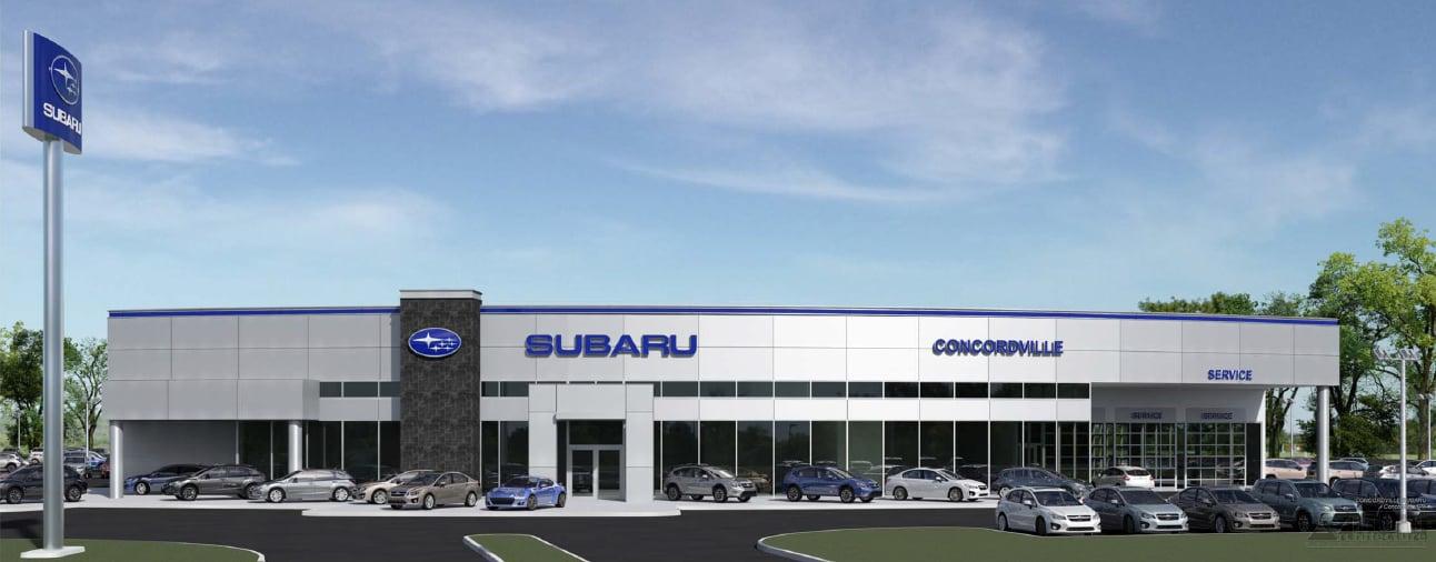 Concordville Subaru | New Subaru dealership in Glen Mills ...