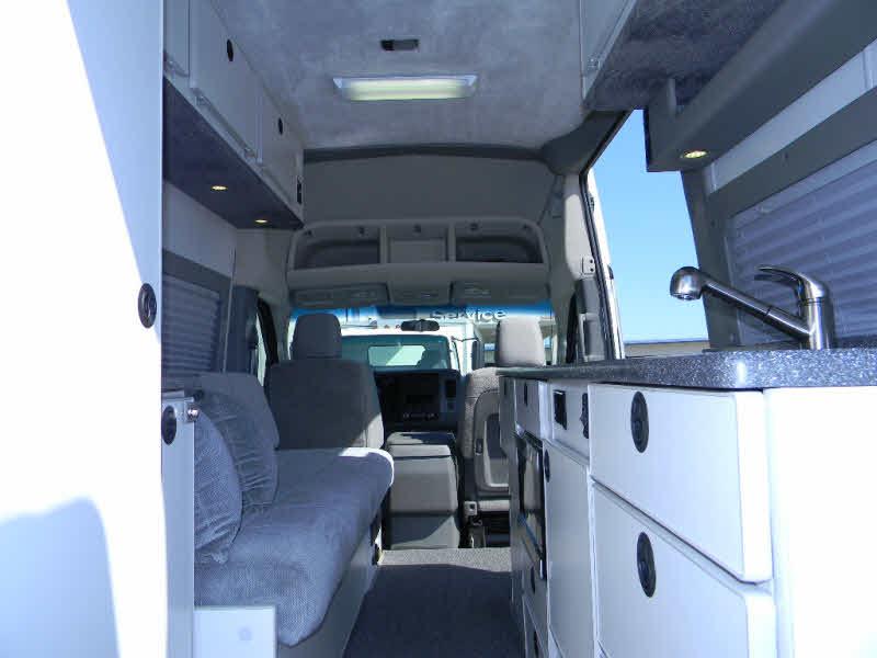 Nissan Nv Luxury Conversion Van >> Nissan NV2500 Camper Conversion - Bing images