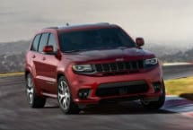 2017 Jeep Grand Cherokee near Nashua