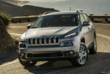 2017 Jeep Cherokee near Nashua