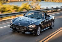 2017 FIAT 124 Spider for sale near Manchester NH