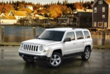 2017 Jeep Patriot near Nashua