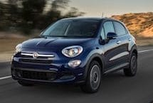 2017 FIAT 500X available near Manchester NH