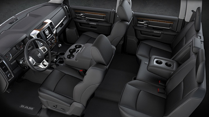 2014 ram chassis cab interior - 2014 Dodge Ram 2500 Tradesman Interior