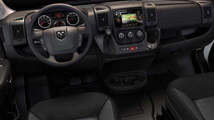 2014 Ram Promaster 1500 technology