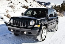 Nashua NH area 2016 Jeep Patriot