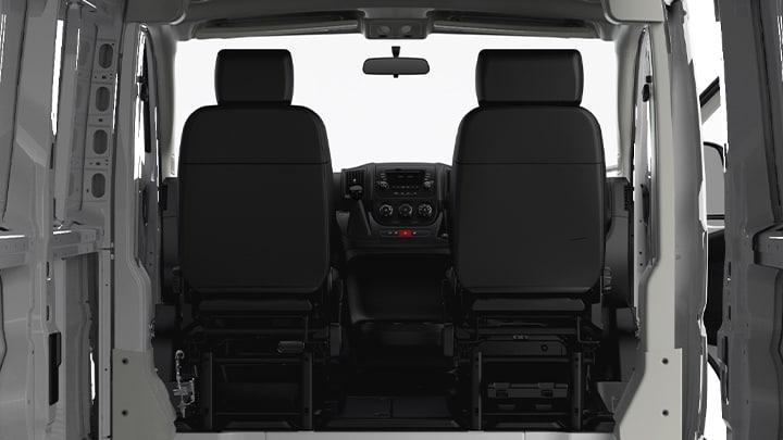 2014 Ram Promaster 1500 interior