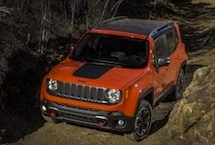 2016 Jeep Renegade near Nashua NH