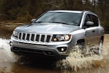 Nashua NH area 2016 Jeep Compass