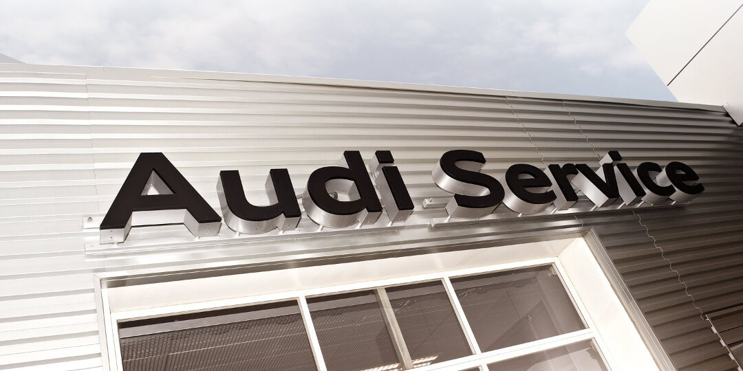 Audi Service Department In Naperville Il Serving Chicago