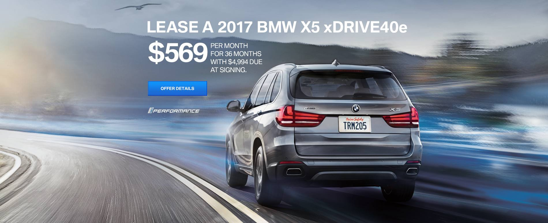 BMW Lease Deals  Specials  BMW of Darien