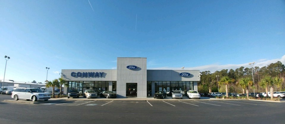 new used ford dealership in conway conway ford inc. Black Bedroom Furniture Sets. Home Design Ideas