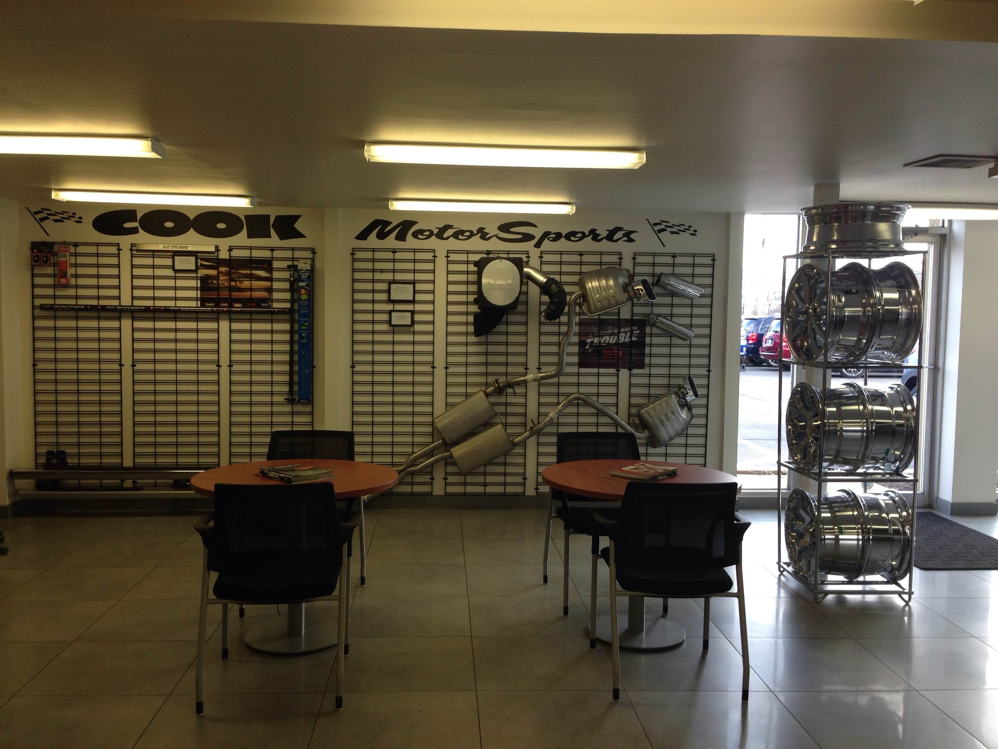 Chrysler dodge and ram auto parts in aberdeen cook for Cook motors aberdeen md
