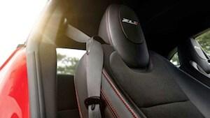 2014 Chevrolet Camaro ZL1 interior