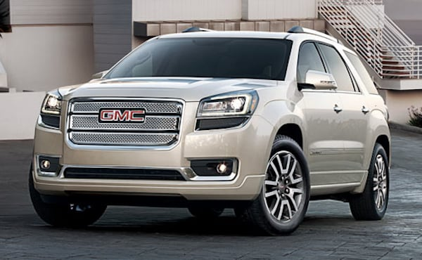 Gmc suv models autos post