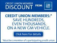 gm credit union discount at copple chevrolet gmc