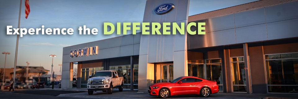About Corwin Ford A Ford Dealership In Nampa