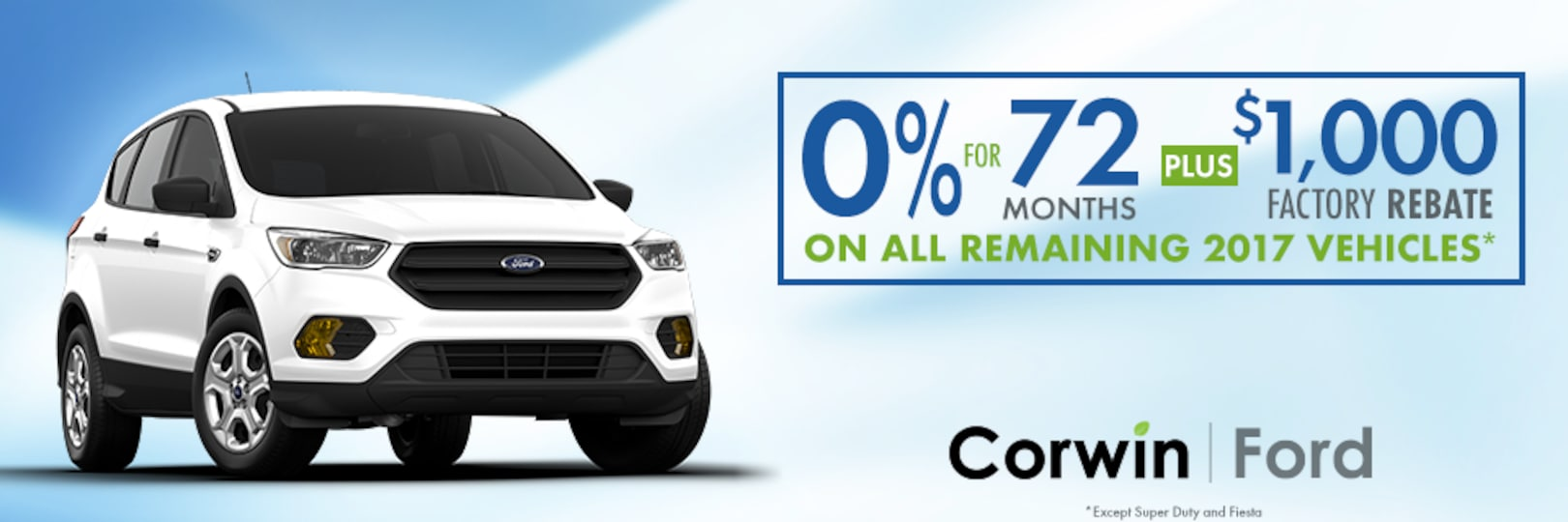 Corwin Ford Used Cars