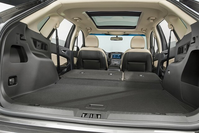 Ford Edge Space