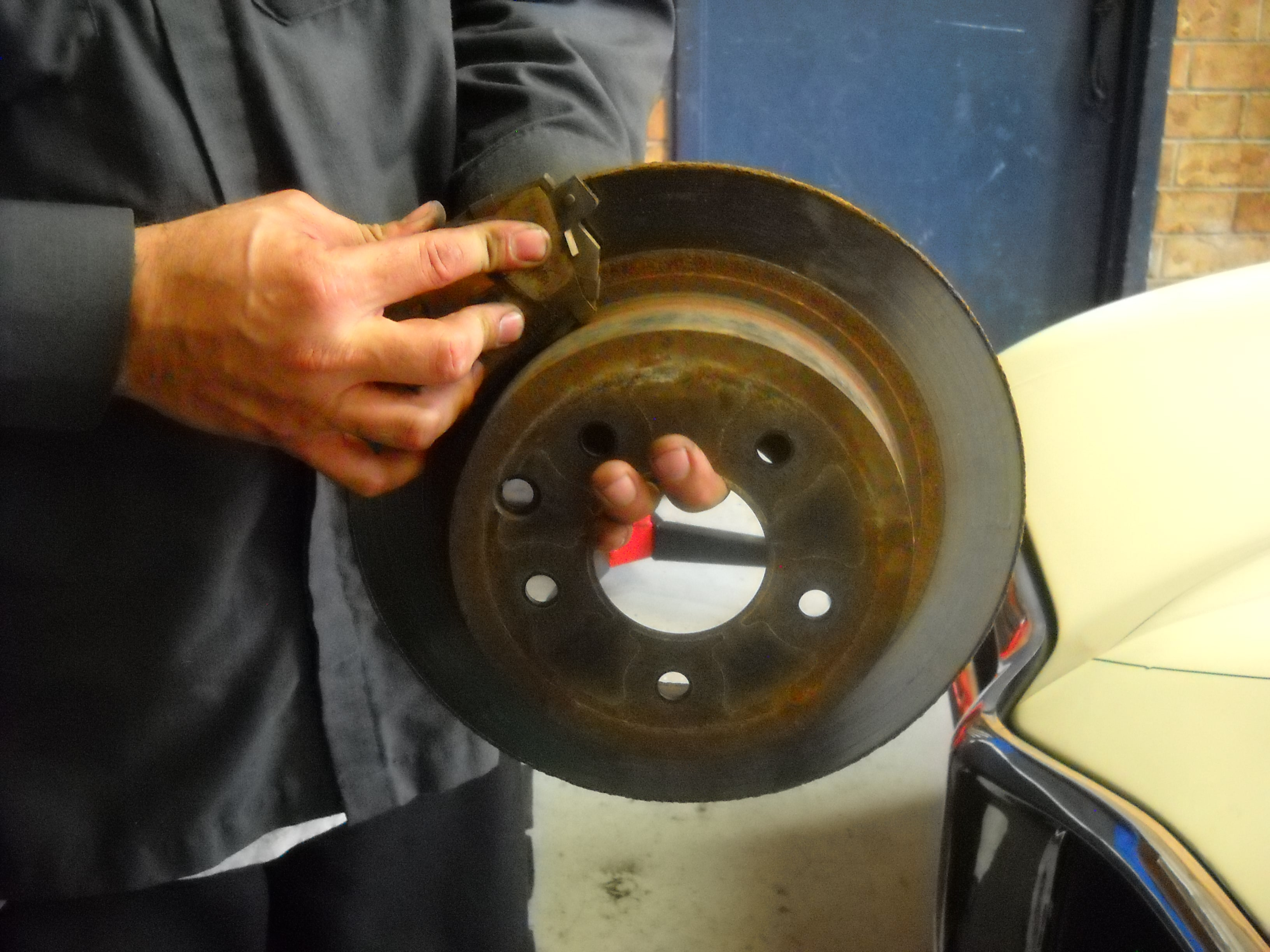 Squealing Brakes Coulter Nissan Az