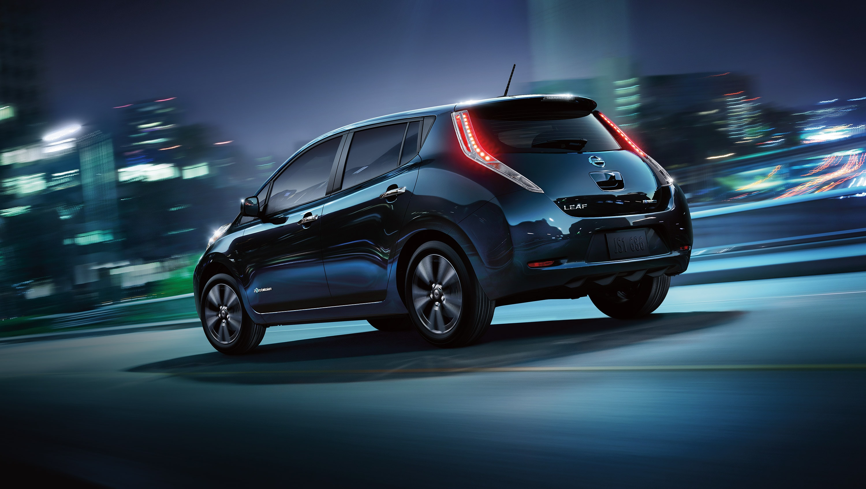 Technology In The 2015 Nissan Leaf Surprise Az Coulter