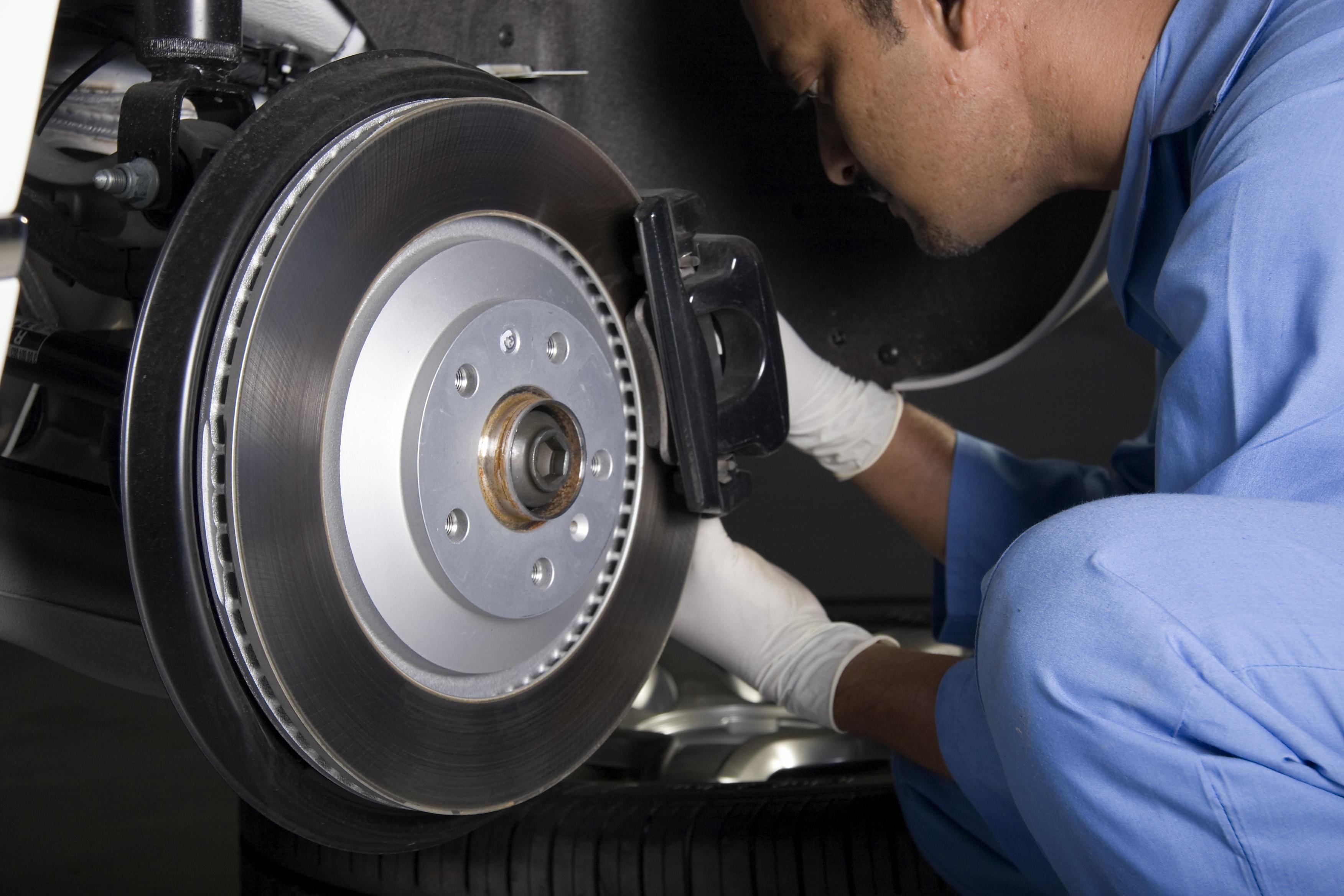 Resurfacing Vs New Rotors Coulter Nissan