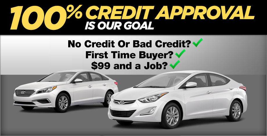 Get Approved for a New or Used Vehicle at Country Hyundai!
