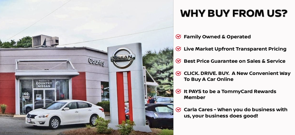 about country nissan in hadley, ma | nissan dealership near me