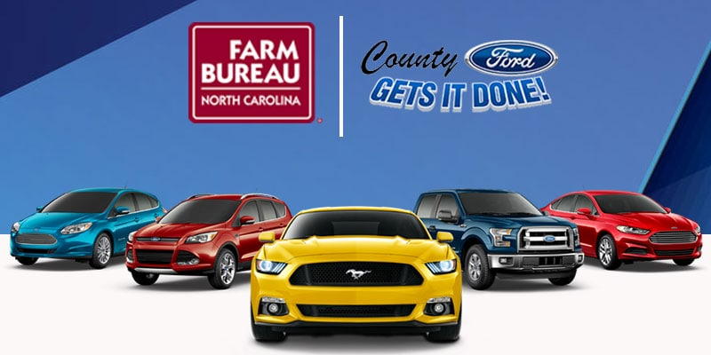 Farm bureau 500 bonus cash program specials offers for Ford motor company employment verification