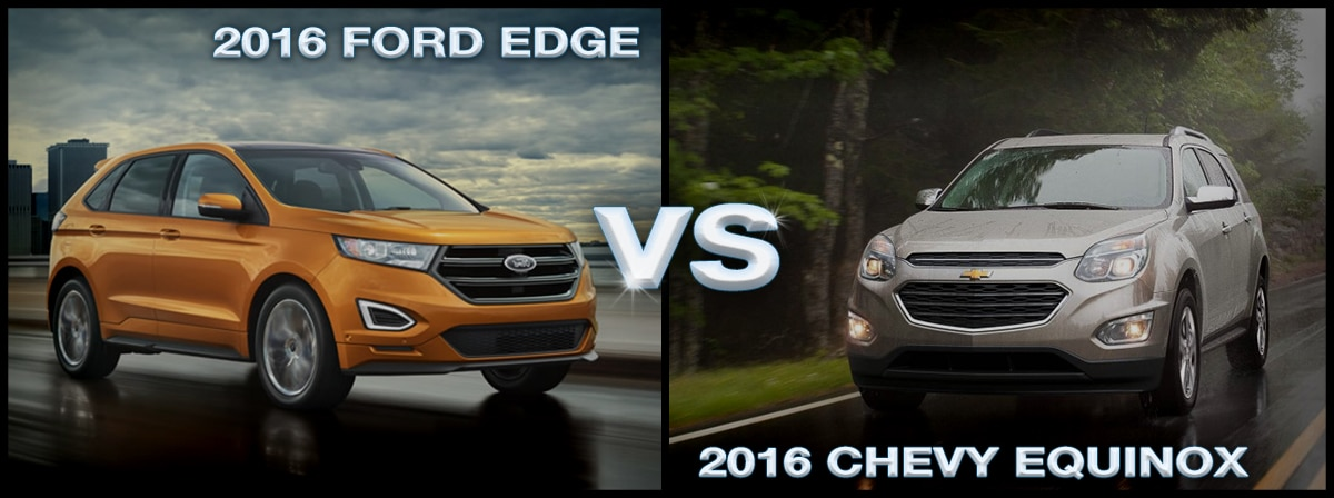 new 2016 chevrolet equinox vs ford edge price mpg review. Black Bedroom Furniture Sets. Home Design Ideas
