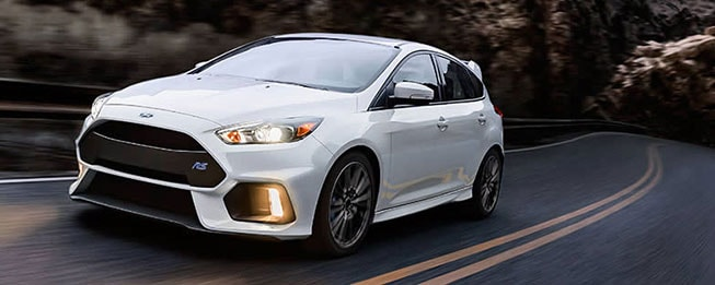 New 2017 Ford Focus for sale in Burlington NC