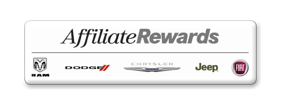 Courtesy Chrysler Dodge Jeep Ram Affiliate Rewards Savings Program